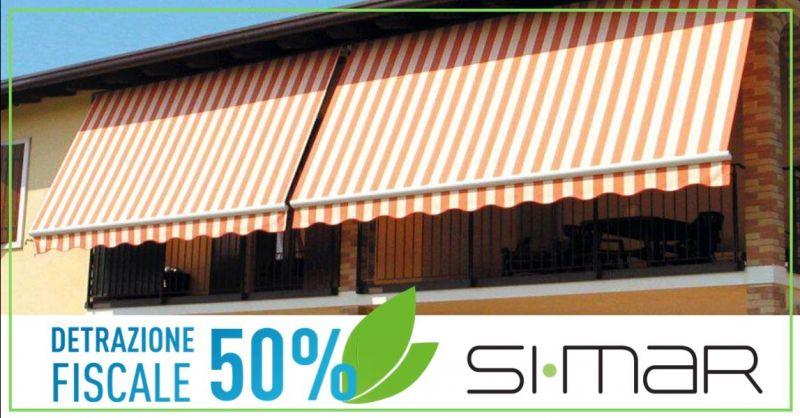 Offerta tende da sole detrazione fiscale 50% Verona - Occasione realizzazione tende da sole Verona