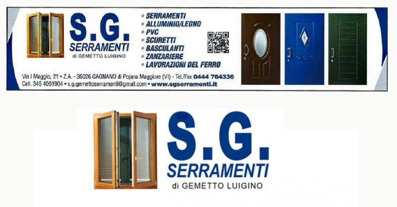 S.G. Serramenti Gemetto Luigino - Offerta progettazione infissi serramenti di qualità superiore