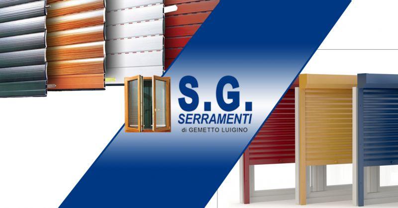 S.G. Serramenti - Occasione serramenti su misura posa di tapparelle in Pvc e alluminio Vicenza