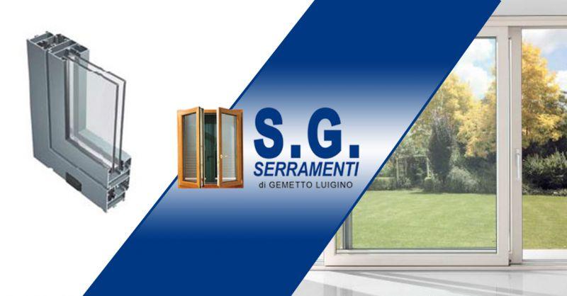 S.G. Serramenti - Offerta azienda specializzata in progettazione realizzazione verande Vicenza