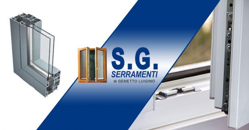 S.G. Serramenti - Occasione soluzioni scorrevoli paralleli ed infissi di alta qualità Vicenza