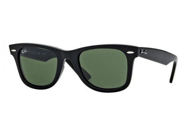 Offerta - Occhiali da sole Ray-Ban Nero Lucido