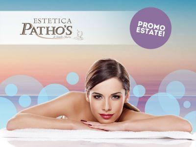 offerta trattamenti corpo personalizzati promozione pressoterapia centro estetico pathos