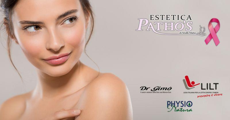 offerta centro specializzato estetica oncologica - trattamenti estetici pre post terapia