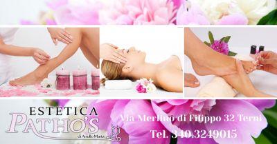 offerta trattamenti di bellezza professionali occasione servizi estetici personalizzati terni