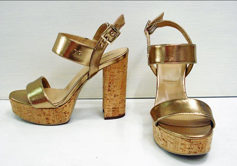 Offerta-Sandalo da donna Marchio Nero Giardini
