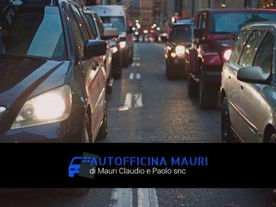offerta analisi gas di scarico promozione diagnosi gas automobile autofficina mauri
