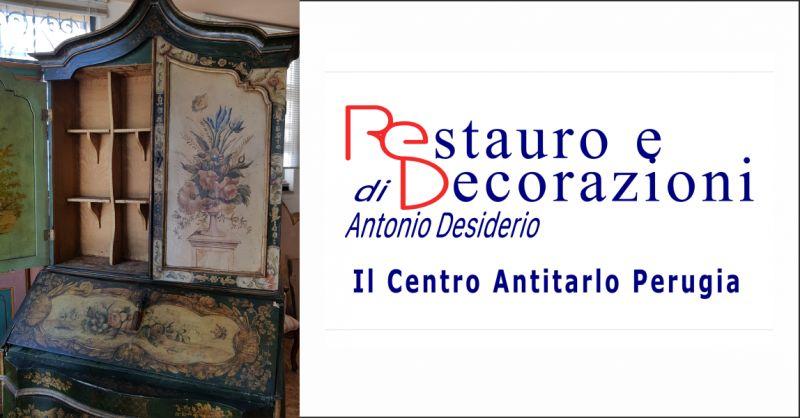 Offerta restauro di mobili antichi Todi - Decorazione mobili Todi - ReD
