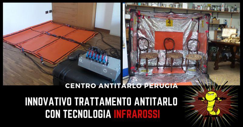 centro antitarlo offerta trattamento antitarlo a infrarossi - occasione trattamento ecologico