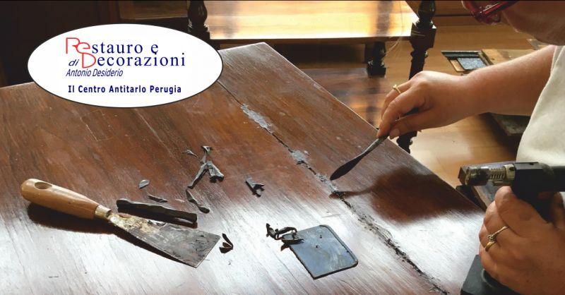 red restauro e decorazione offerta restauro mobili - occasione decorazione mobili perugia