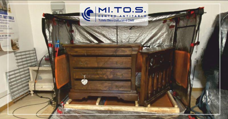 offerta trattamenti antitarlo legno - occasione trattamento antitarlo a infrarossi perugia