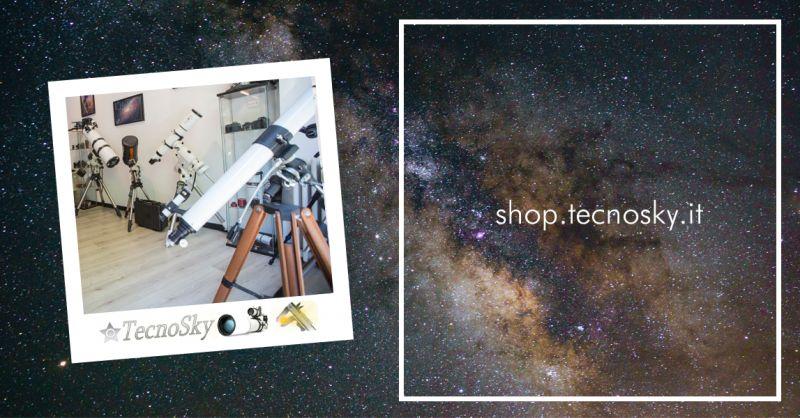 TECNOSKY offerta vendita prodotti astronomia torino - occasione vendita telescopi online