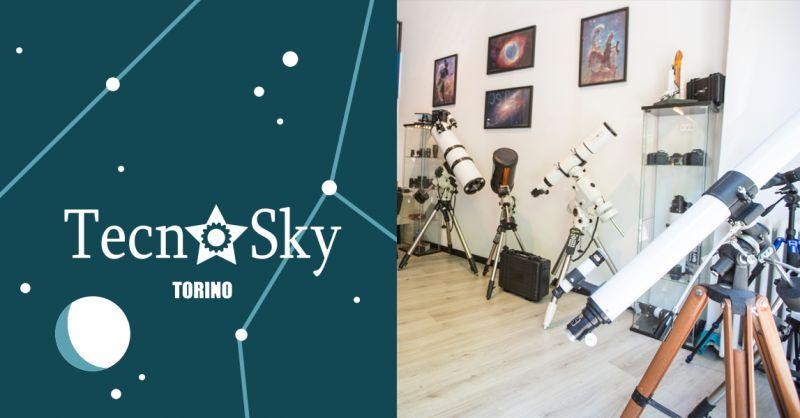 TECNOSKY offerta Vendita Telescopi Torino - occasione acquistare un telescopio a torino