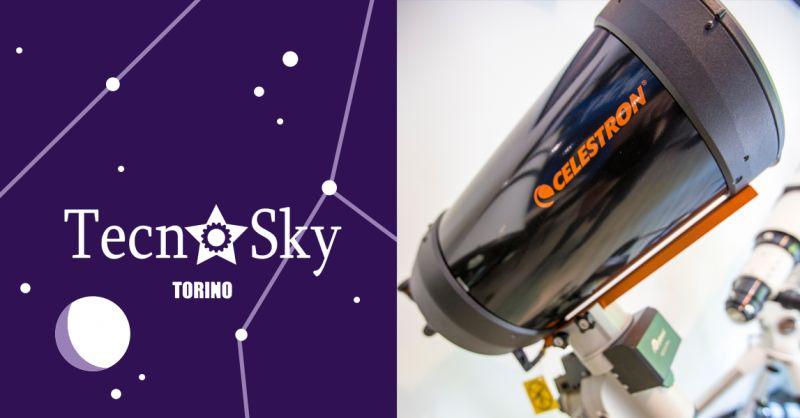 TECNOSKY TORINO offerta vendita telescopi celestron torino