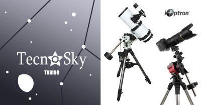 offerta vendita telescopi ioptron torino occasione ioptron montature astronomiche