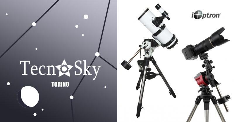 Offerta Vendita Telescopi Ioptron Torino - Occasione Ioptron Montature Astronomiche
