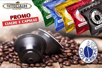 offerta capsule cialde caffe occasione compatibili caffe borbone tutto cialde trapani