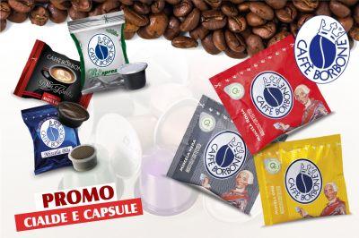 offerta capsule caffe compatibili occasione cialde caffe borbone tutto cialde trapani
