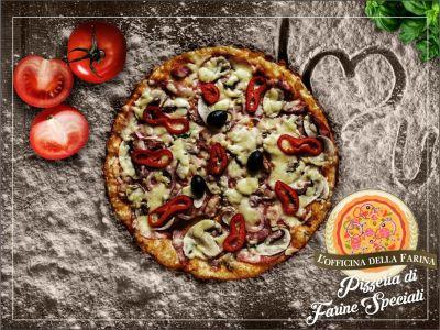offerta pizzeria farine speciali promozione pizza kamut integrale tumminia favignana