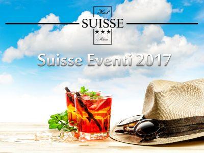 offerta eventi estate alassio 2017 promozione suisse eventi 2017 alassio hotel suisse