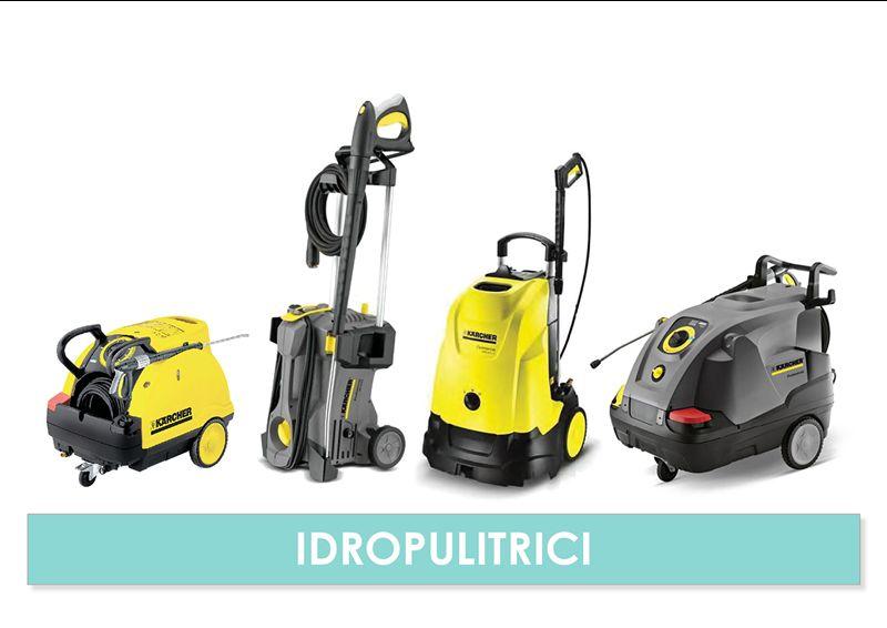 Offerta idropulitici Foligno - Promozione Noleggio idropulitrici Foligno - CS Promotion