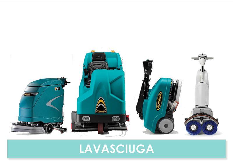Vendita noleggio macchine per la pulizia industriale - Spoleto - CS Promotion