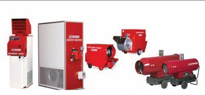 vendita di generatori di vapore noleggio di generatori di aria calda cs promotion
