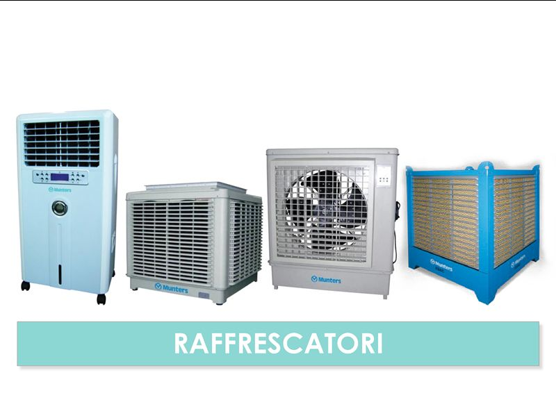 Offerta raffrescatore d'aria Spoleto - Raffrescatore evaporativo Spoleto - CS Promotion