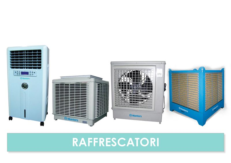 Offerta raffrescatore d'aria Corciano - Raffrescatore evaporativo Corciano - CS Promotion