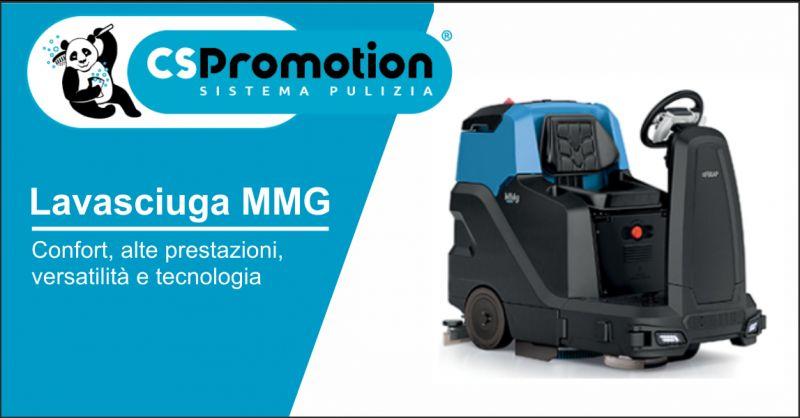 cs promotion offerta lavasciuga mmg - occasione macchine per la pulizia industriale perugia