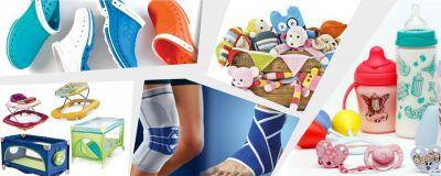 offerta sanitaria occasione prodotti salute benessere infanzia socomed trapani