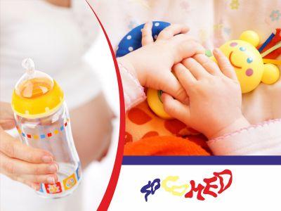 offerta prodotti sanitari promozione puericultura socomed trapani