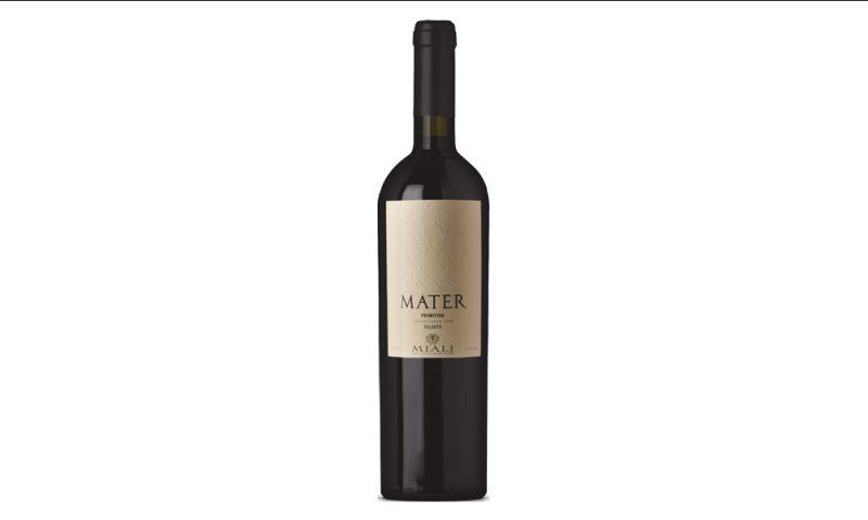 Offerta - Vino rosso Mater Primitivo Miali