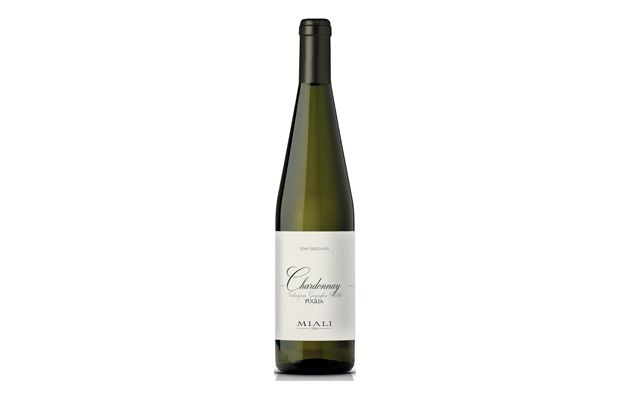 Offerta - Vino bianco Chardonnay frizzante Miali