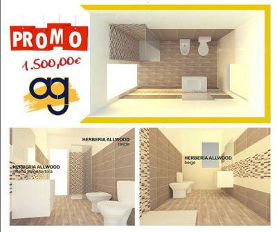 offerta ristrutturazione bagno promozione progetto stanza da bagno angelo guardo