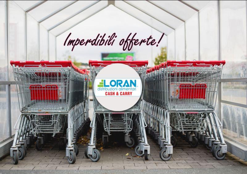 Loran S.r.l. cash & carry offerta alimentare - occasione volantino siracusa