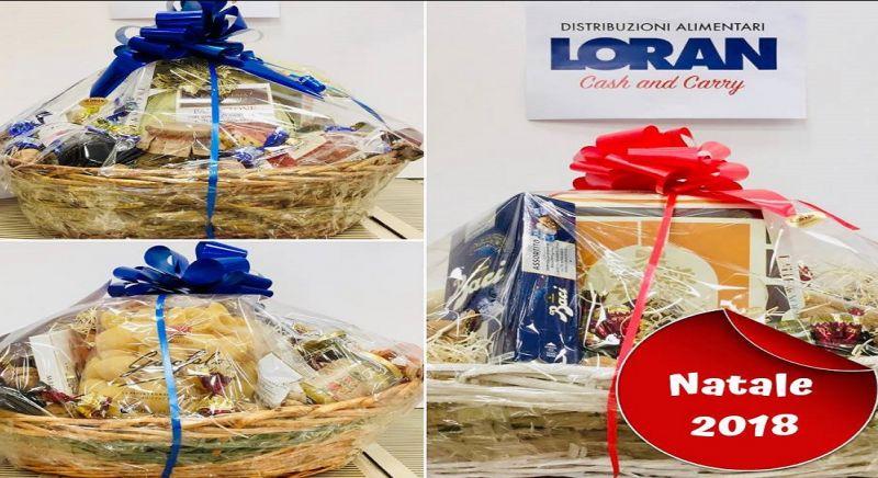 Loran Cash & Carry  offerta regali alimentari natalizi - occasione ceste di natale Siracusa