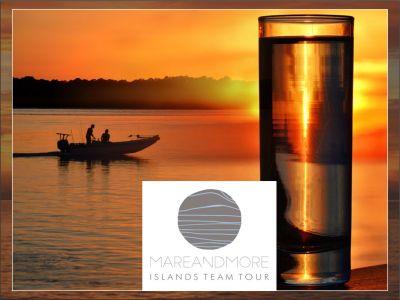 offerta aperitivo a bordo isole egadi promozione tramonto gommone trapani favignana levanzo