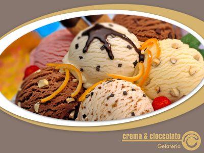 offerta gelateria artigianale occasione gelato artigianale crema cioccolato