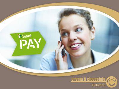 offerta centro servizi sisal promozione ricariche telefoniche sisalpay crema cioccolato