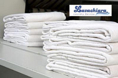 offerta fornitura e noleggio biancheria per catering pistoia promozione lavaggio biancheria