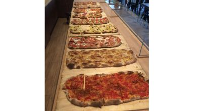 pizza a lunga lievitazione ancona