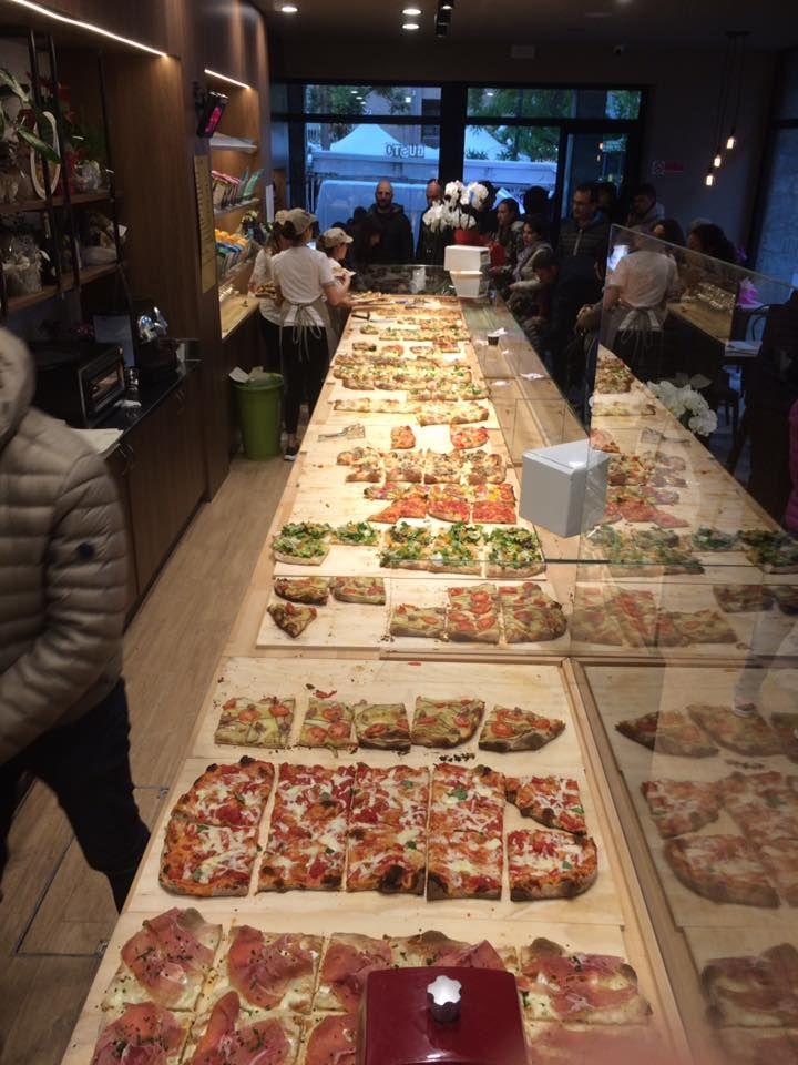 PIZZA AL TAGLIO ANCONA