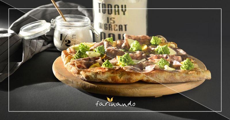 FARINANDO pizza al taglio ancona