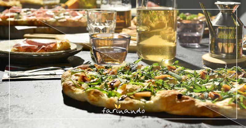 FARINANDO offerta pizza alla pala ancona - pizza gourmet Ancona