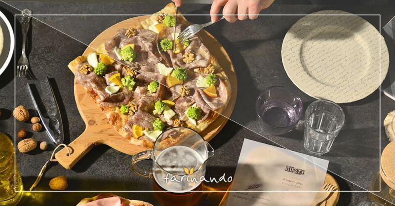 FARINANDO offerta pizza d asporto ancona - pizza gourmet Ancona