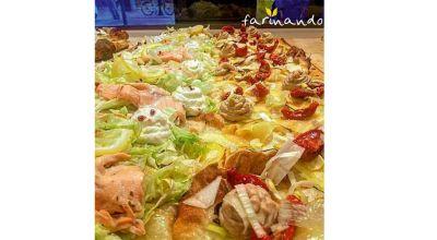 farinando offerta pizzeria aperta pranzo ancona