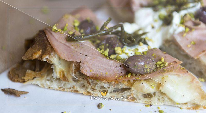Offerta Pizza Gourmet Km0 Ancona - Occasione Pizza Ingredienti locali Ancona