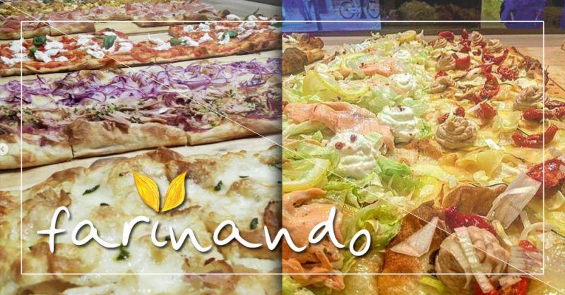FARINANDO ANCONA - Offerta Pizza al Taglio Da Asporto Aperta Pranzo Ancona