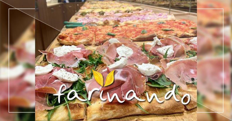 FARINANDO ANCONA - Occasione Pizza ad Alta Digeribilità con Lievitazione Naturale Ancona